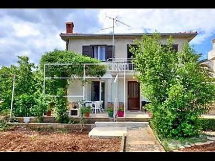 house - 8082  A1(2+2) rozi - Supetar - Supetar - rentals