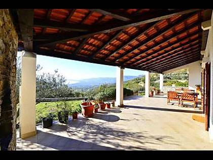 H(8+2): terrace (house and surroundings) - 8196  H(8+2) - Kastel Kambelovac - Kastel Kambelovac - rentals