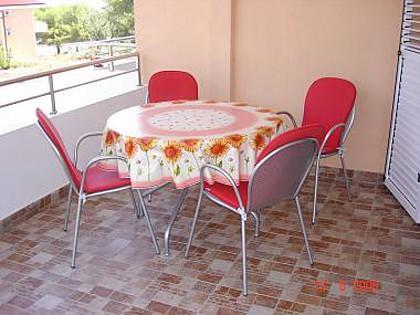 A1(4+1): terrace - 8246 A1(4+1) - Kukljica - Kukljica - rentals