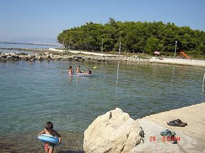 beach - 8272 Dvosobni(4+2) - Privlaka - Privlaka - rentals