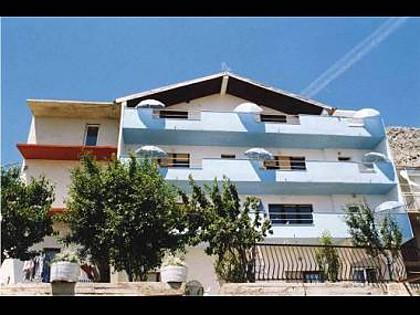 house - 00209OMIS A2(2+2) - Omis - Central Dalmatia - rentals