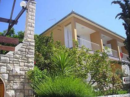 house - 00214VLUK A1(2+2) - Cove Zubaca (Vela Luka) - Vela Luka - rentals