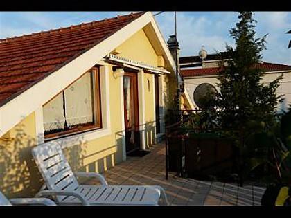 A1(4): terrace - 01006VODI A1(4) - Vodice - Vodice - rentals