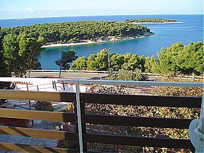 A1(4): balcony view - 00306PRIM A1(4) - Primosten - Primosten - rentals