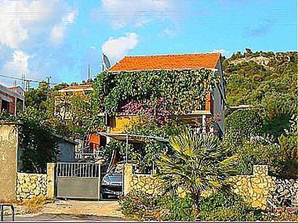 house - A00207VINI  A1(4+1) - Vinisce - Vinisce - rentals