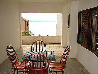 common terrace - 00613DRAS A2(6) - Drasnice - Drasnice - rentals