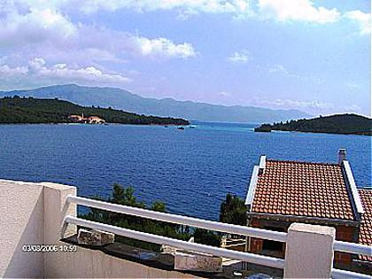 view (house and surroundings) - 03714KORC A1(2+1) - Korcula - Korcula - rentals
