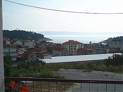 A1(2+2): balcony view - 012A13MAKA A1(2+2) - Makarska - Makarska - rentals