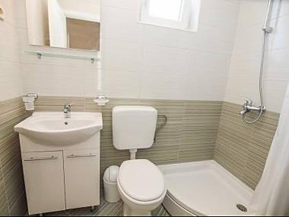 A3(2+1): bathroom with toilet - 00213ZIVO  A3(2+1) - Zivogosce - Zivogosce - rentals