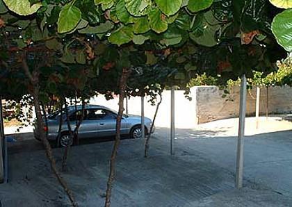 parking (house and surroundings) - 00901SUTI  A4(4) - Sutivan - Sutivan - rentals