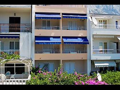 house - A01413BVOD  A4(2+1) - Baska Voda - Baska Voda - rentals