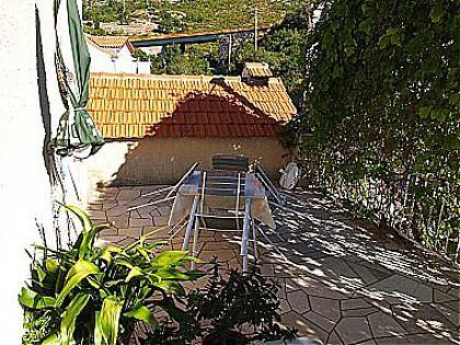 A4(4): terrace - 00916CAVT A4(4) - Cavtat - Cavtat - rentals