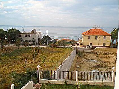 A2(2): balcony view - 00109PODS A2(2) - Podstrana - Podstrana - rentals