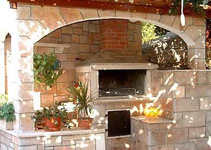 grill (house and surroundings) - 00601SPLI A1(6) - Splitska - Splitska - rentals
