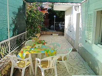 A2(4+2): terrace - 00917OREB A2(4+2) - Orebic - Orebic - rentals