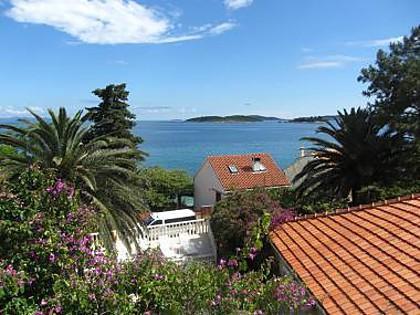 A5(2+2): terrace view - 01817OREB A5(2+2) - Orebic - Orebic - rentals