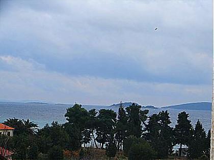 SA3(2): balcony view - 01517OREB SA3(2) - Orebic - Orebic - rentals