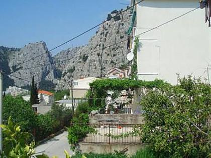 house - 01509OMIS  A1(4+2) - Omis - Central Dalmatia - rentals