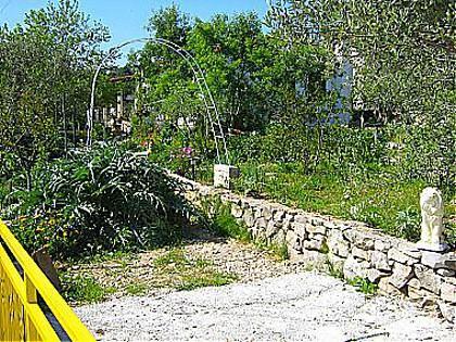 courtyard (house and surroundings) - 01002ROGA A1(4+1) - Rogac - Rogac - rentals