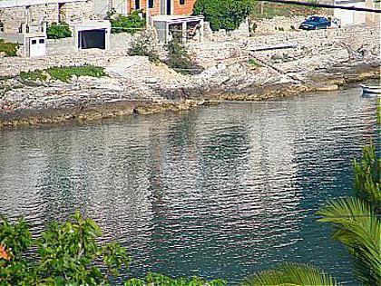 sea view (house and surroundings) - 03804STOM  A1(4) - Stomorska - Stomorska - rentals