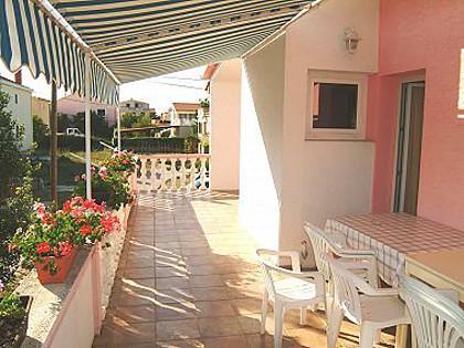A3(6): covered terrace - 00918NIN A3(6) - Nin - Nin - rentals