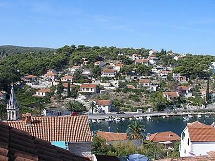 sea view (house and surroundings) - 02101SPLI SA2(2+1) - Splitska - Splitska - rentals