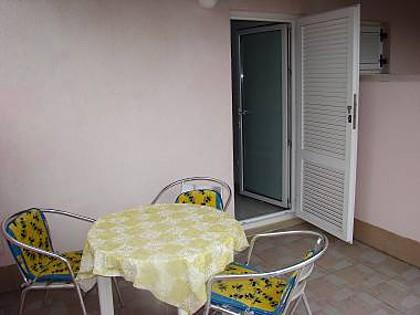 A4(2): terrace - 01301SPLI  A4(2) - Splitska - Splitska - rentals