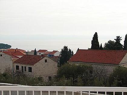 Crveni(2+2): sea view - 001SUMA Crveni(2+2) - Sumartin - Sumartin - rentals