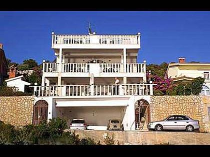 house - 001OKRGD  A4(2+3) - Okrug Donji - Okrug Donji - rentals