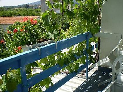 SA1(2): balcony - 002SUCU  SA1(2) - Sucuraj - Sucuraj - rentals