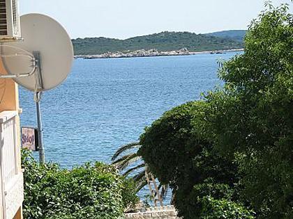 SA4(2+1): balcony view - 02017OREB SA4(2+1) - Orebic - Orebic - rentals