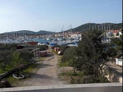 A4(2+2): balcony view - 34964  A4(2+2) - Jezera - Jezera - rentals