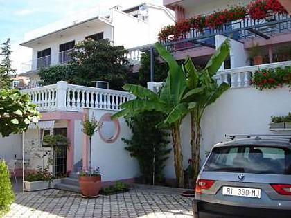 house - 2124  A6 zeleni(2+2) - Crikvenica - Crikvenica - rentals