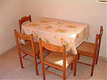 A3(3): dining room - 00204RUKA  A3(3) - Cove Rukavac - Rukavac - rentals