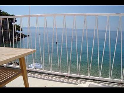 Mateo(4): terrace - 001GDIN  Mateo(4) - Cove Skozanje (Gdinj) - Cove Skozanje (Gdinj) - rentals