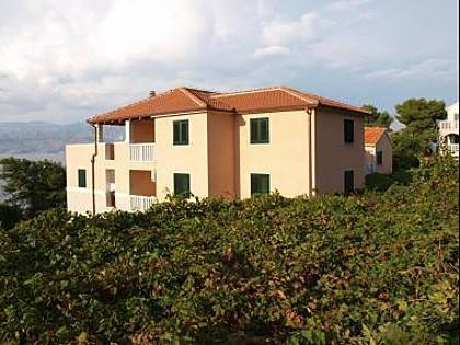 house - 35328  A11(4+2) - Postira - Postira - rentals