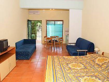 A3(2+4): living room - 35328  A3(2+4) - Postira - Postira - rentals