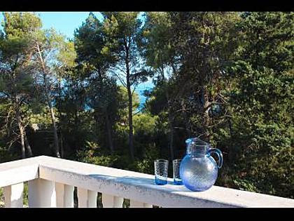 A(4+1): terrace view - 35506 A(4+1) - Mirca - Mirca - rentals