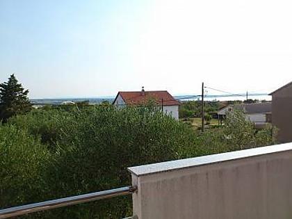 A2 Ratko(2+1): terrace view - 35657  A2 Ratko(2+1) - Vrsi - Vrsi - rentals