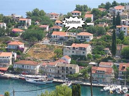 house - 047-04-STO A1(4+2) - Stomorska - Stomorska - rentals
