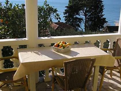 A2 Mateo(4+1): covered terrace - 2143 A2 Mateo(4+1) - Brist - Brist - rentals