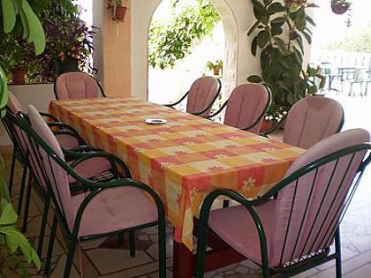 common terrace (house and surroundings) - 01203SUCU  A2(8) - Sucuraj - Sucuraj - rentals