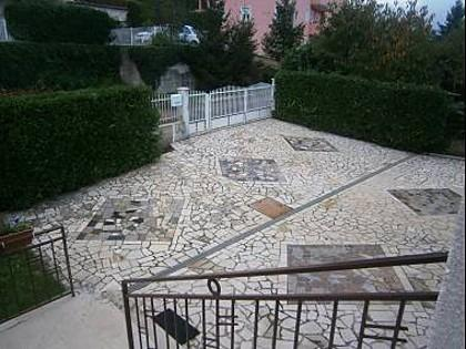 courtyard (house and surroundings) - 2173  A1(6+1) - Lovran - Lovran - rentals