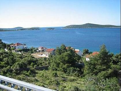 A2(2+2): terrace view - 2201 A2(2+2) - Sevid - Sevid - rentals