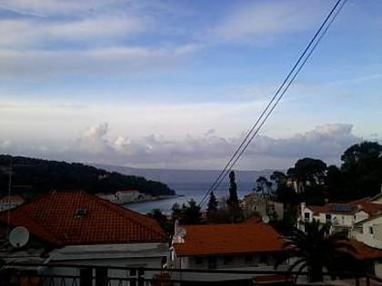 A2(3): balcony view - 00403JELS A2(3) - Jelsa - Jelsa - rentals