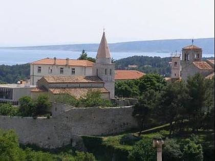 A1(4+2): terrace view - 2305  A1(4+2) - Krk - Krk - rentals