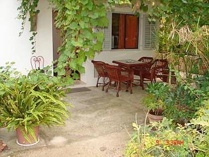 A1(4): terrace - 2313 A1(4) - Jelsa - Jelsa - rentals