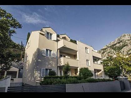 house - 2357  A5(2+2) - Gradac - Gradac - rentals
