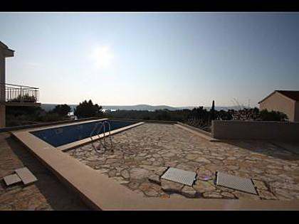 swimming pool (house and surroundings) - 2432 A5(4) - Milna (Brac) - Milna (Brac) - rentals