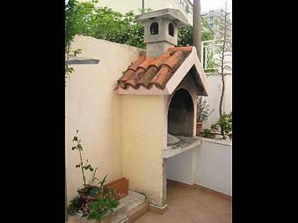 A2(3): grill - 2488 A2(3) - Makarska - Makarska - rentals